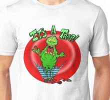 Slimer it's a trap Unisex T-Shirt