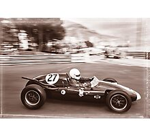 Grand Prix Historique de Monaco #9 Photographic Print
