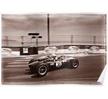 Grand Prix Historique de Monaco #10 Poster