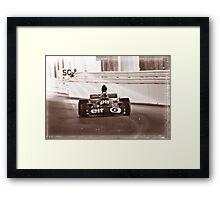 Grand Prix Historique de Monaco #11 Framed Print