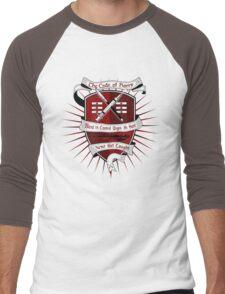 The Harry Code (Silver) Men's Baseball ¾ T-Shirt