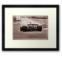 Grand Prix Historique de Monaco #12 Framed Print