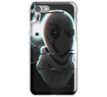 Lights Camera Gaster iPhone Case/Skin