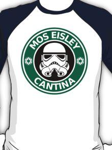 Mos Eisley Coffee T-Shirt