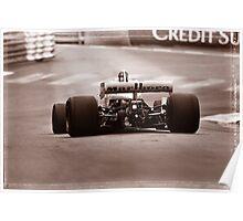 Grand Prix Historique de Monaco #12 Poster