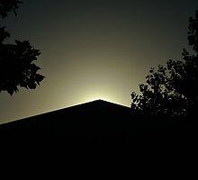 moonrise by metriognome