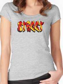 Street Women's Fitted Scoop T-Shirt