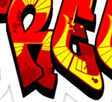 Street Sticker