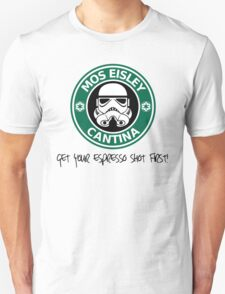 Mos Eisley Coffee Unisex T-Shirt