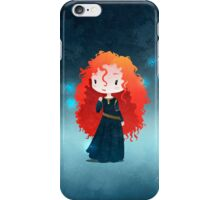Merida iPhone Case/Skin