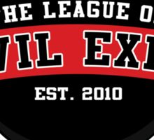 The League of Evil Exes Sticker