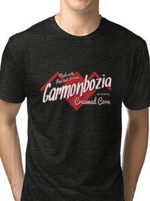 Garmonbozia Creamed Corn Tri-blend T-Shirt