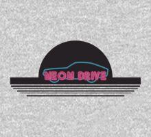 Neon Drive by MrAparagi