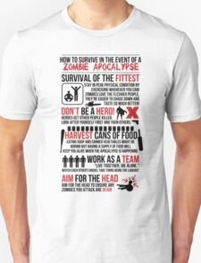 How to Survive... T-Shirt
