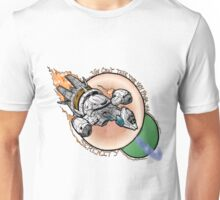 Serenity in Flight Unisex T-Shirt