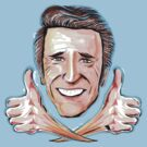 Fonzie - Thumbs up to Happy Days by uberdoodles
