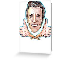 Fonzie - Thumbs up to Happy Days Greeting Card
