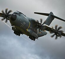 Atlas A400M Bank by andy lewis
