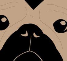 Pug - The Last Airbender Sticker