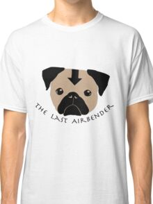 Pug - The Last Airbender Classic T-Shirt