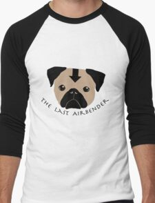 Pug - The Last Airbender Men's Baseball ¾ T-Shirt