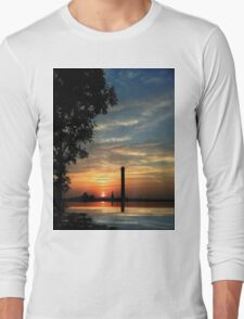 Last moments before sunset Long Sleeve T-Shirt