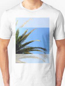 close up of palm Unisex T-Shirt
