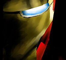 Iron Man by SarahMulligan
