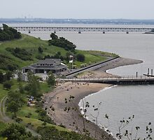 Spectacle Island Boston Massachusetts by CapeCodGiftShop