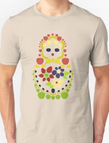 Fruit Matryoshka Doll T-Shirt