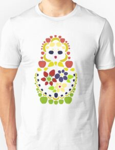 Fruit Matryoshka Doll T-Shirt