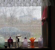 Rain On My Kitchen Window by trueblvr