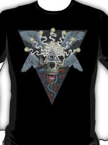 ajna awakening - muted T-Shirt
