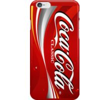 coke iPhone Case/Skin