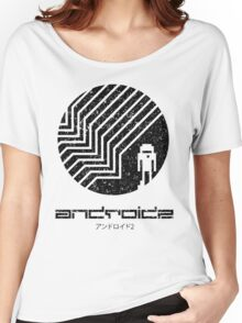 Android 2 Women's Relaxed Fit T-Shirt
