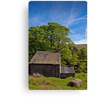A Little Place In The Country Canvas Print