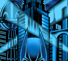 Guardian of Gotham Sticker