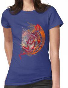 Berzerk Womens Fitted T-Shirt