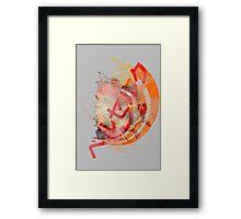 Berzerk Framed Print