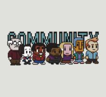 8bit Community by hacklebear