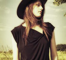 Sullen in a Stetson by Nicola Smith