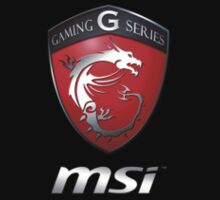 MSI - Shield Logo by Attle