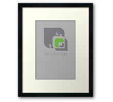 Chuckie Egg Framed Print