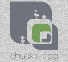 Chuckie Egg One Piece - Short Sleeve