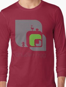 Chuckie Egg Long Sleeve T-Shirt