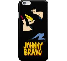 Johnny Bravo iPhone Case/Skin
