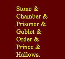 Gryffindor Potter by SarahMulligan