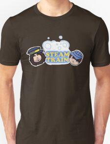 4Bit SteamTrain Unisex T-Shirt