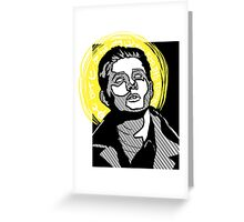 The Righteous Man Greeting Card