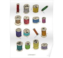 Cotton Reels Poster